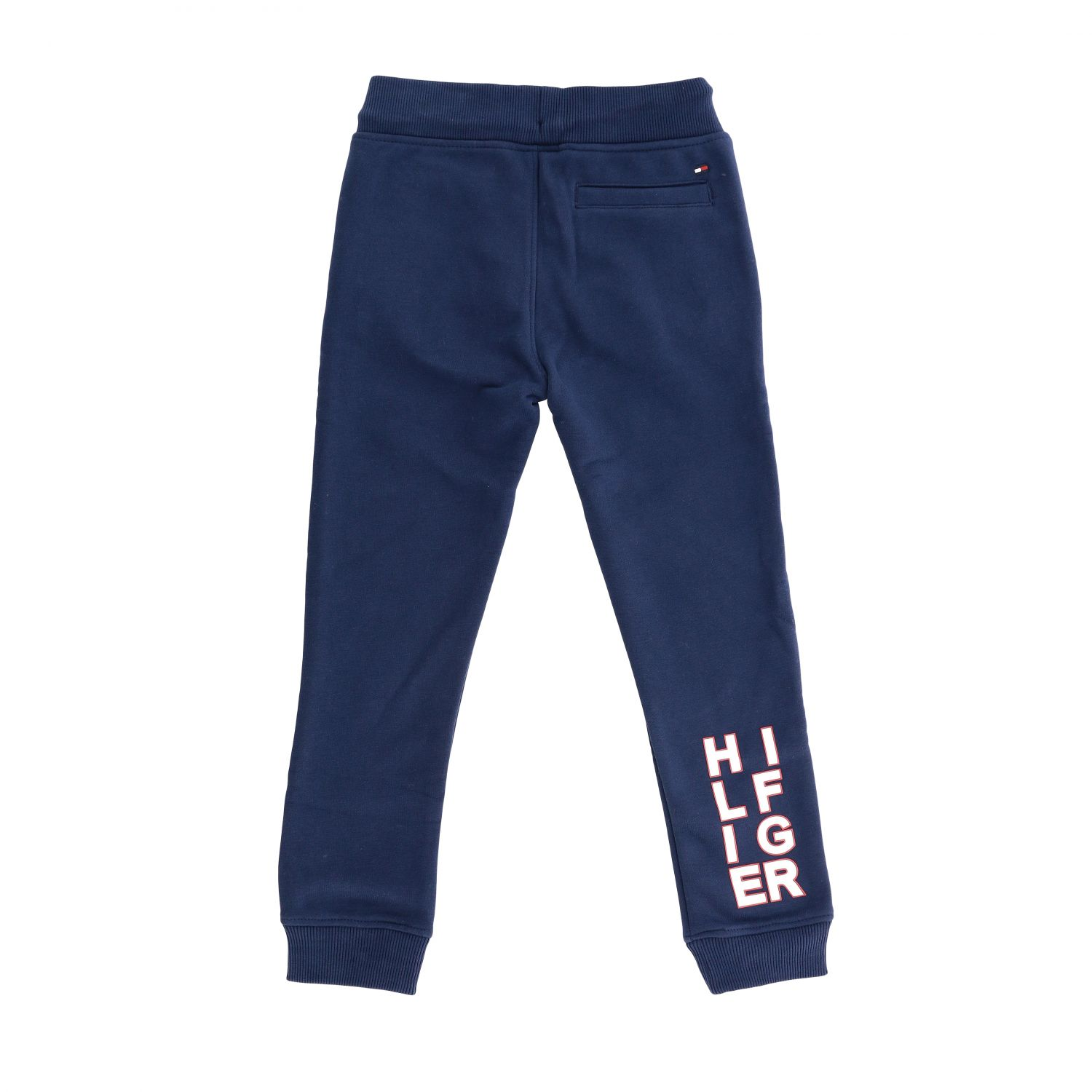 Tommy Hilfiger jogging trousers with logo black 2