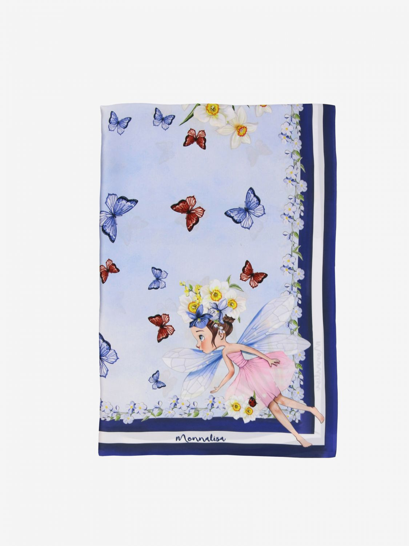 Neck scarf Monnalisa: Neck scarf kids Monnalisa multicolor 2
