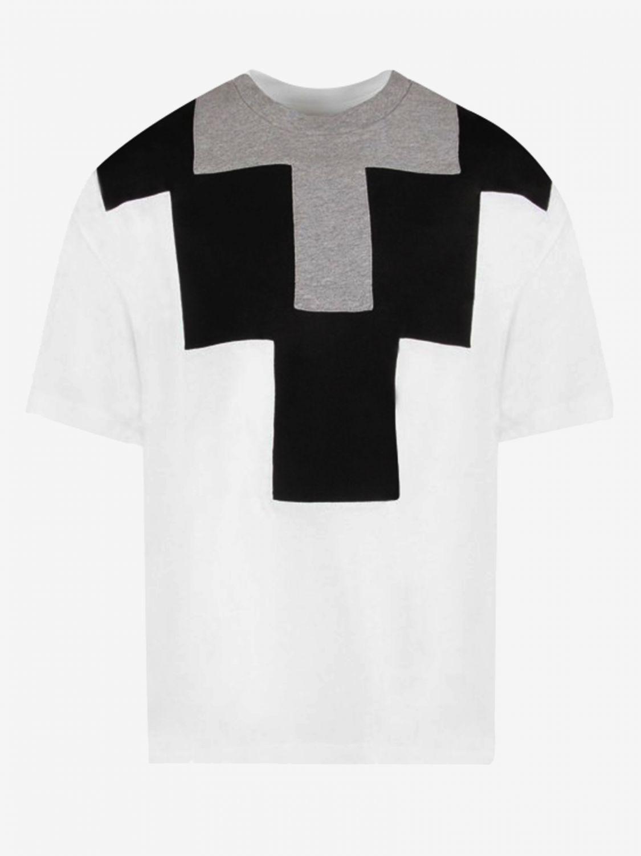 Marcelo Burlon 印花T恤 白色 1