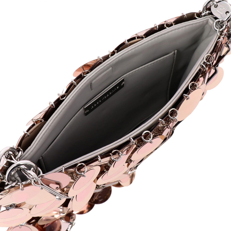 Наплечная сумка Женское Paco Rabanne розовый 5