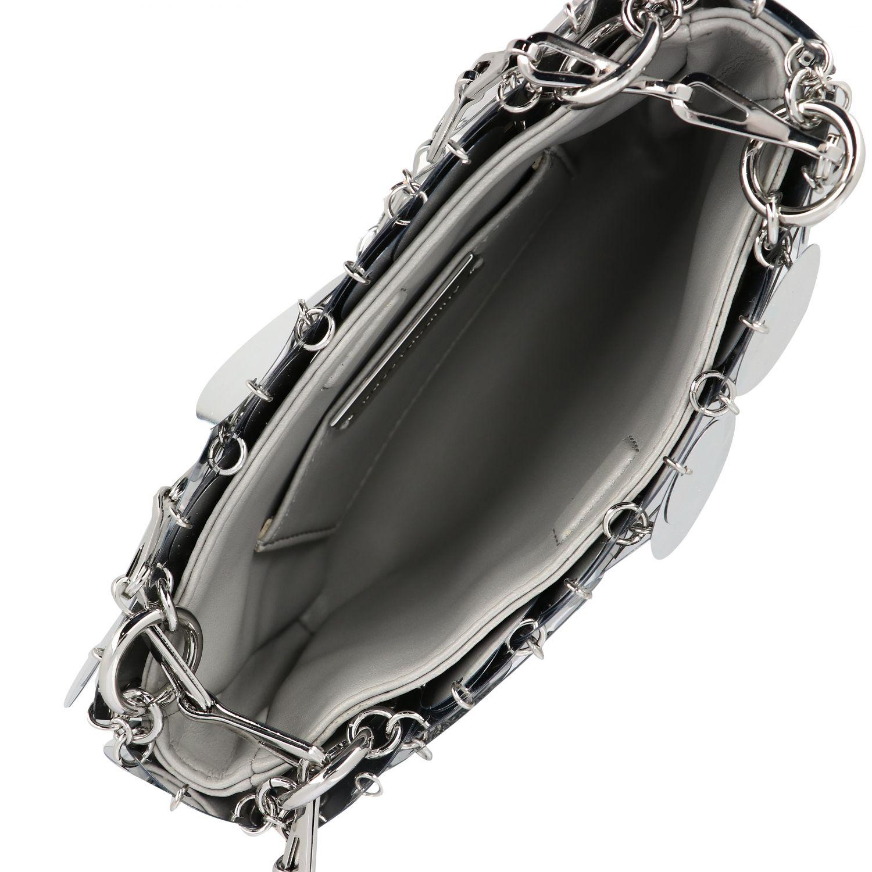 Наплечная сумка Женское Paco Rabanne серебряный 5