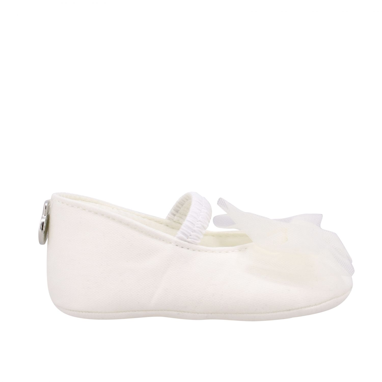 鞋履 儿童 Monnalisa Chic 奶油黄 1