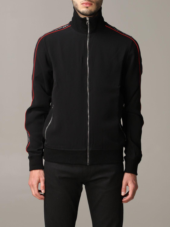 Sweatshirt Mcq Mcqueen: Sweatshirt men Mcq Mcqueen black 1