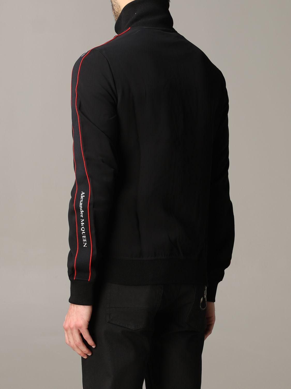 Sweatshirt Mcq Mcqueen: Sweatshirt men Mcq Mcqueen black 3