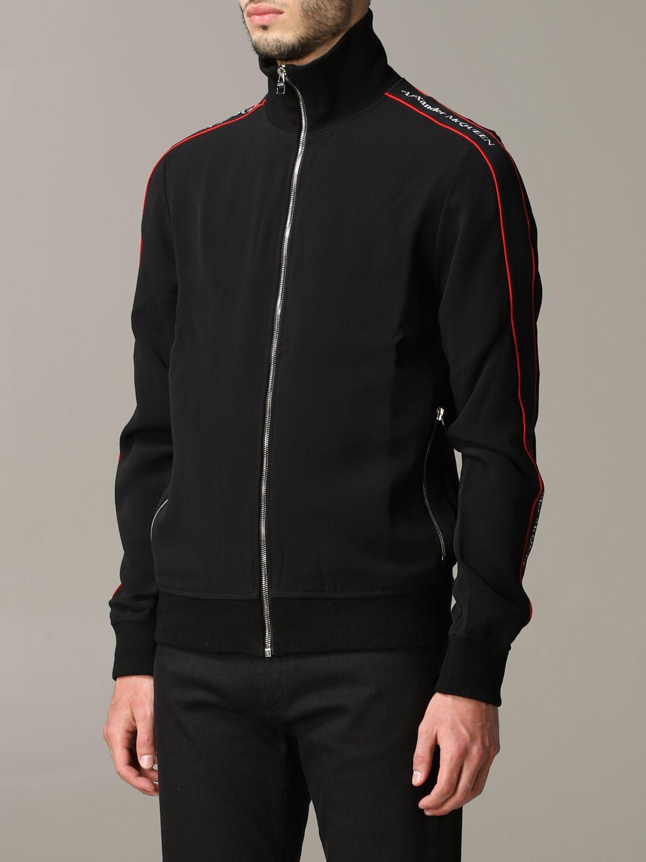 Sweatshirt Mcq Mcqueen: Sweatshirt men Mcq Mcqueen black 4