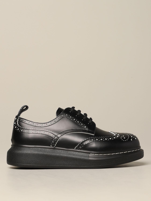 Zapatos de cordones mujer Mcq Mcqueen blanco 1