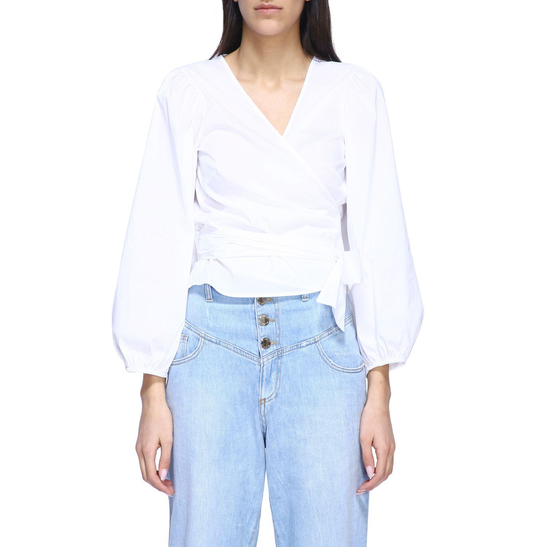 衬衫 女士 Semicouture 白色 1