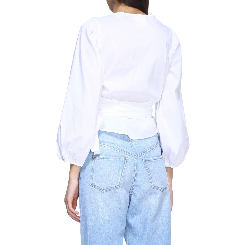 衬衫 女士 Semicouture 白色 3