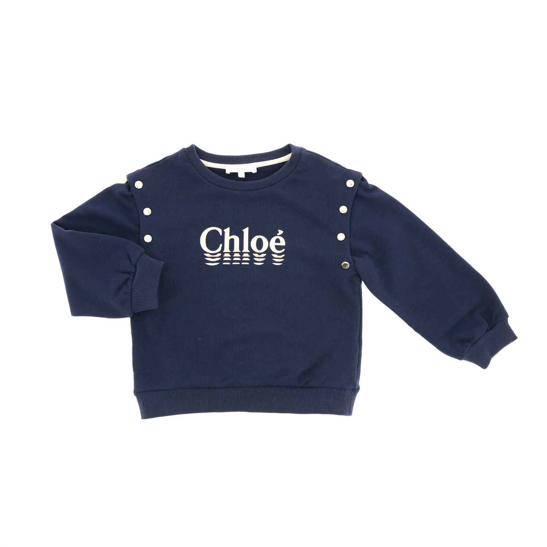 Jumper Chloé: Jumper kids ChloÉ blue 1