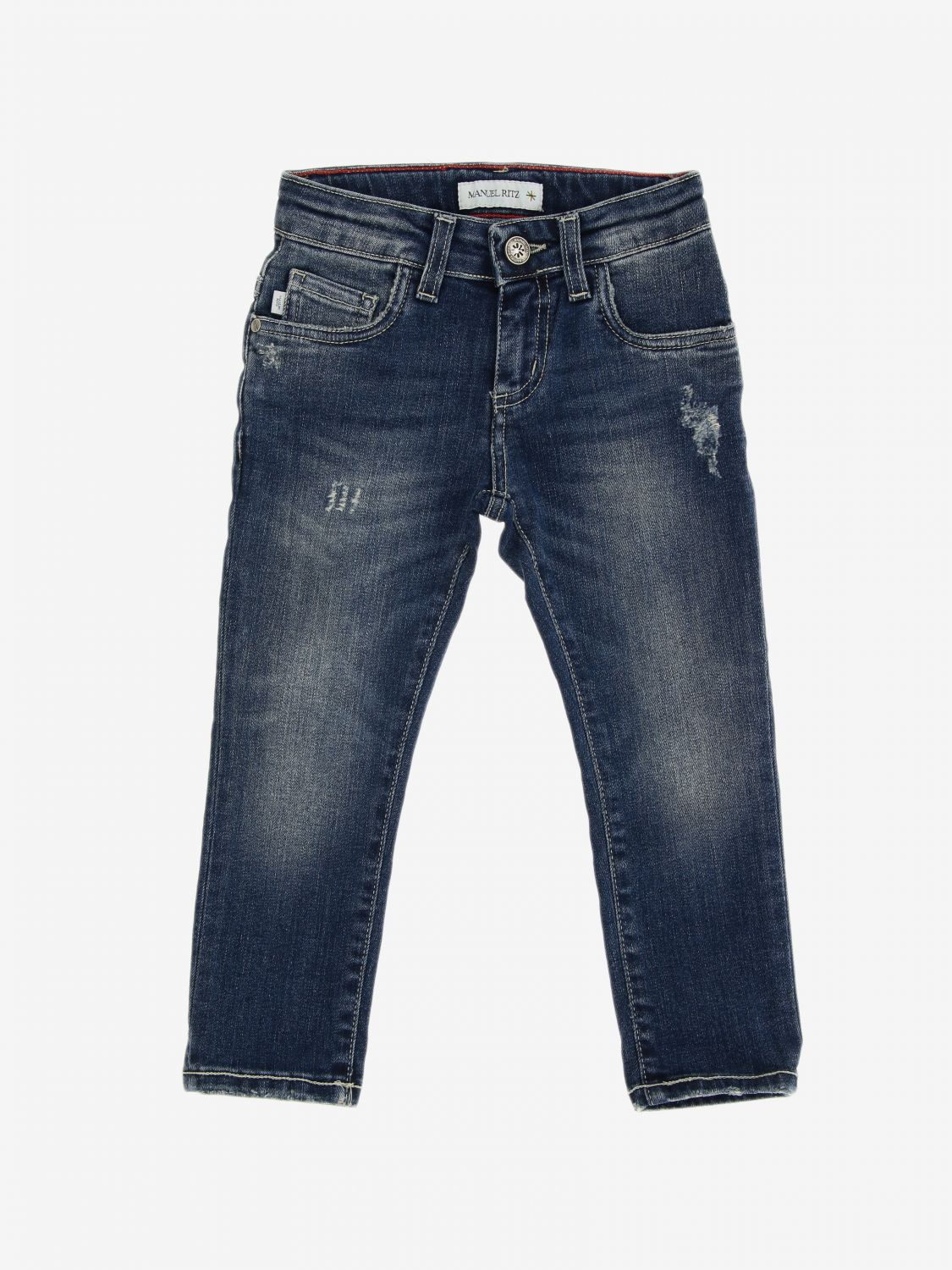 Jeans kinder Manuel Ritz denim 1
