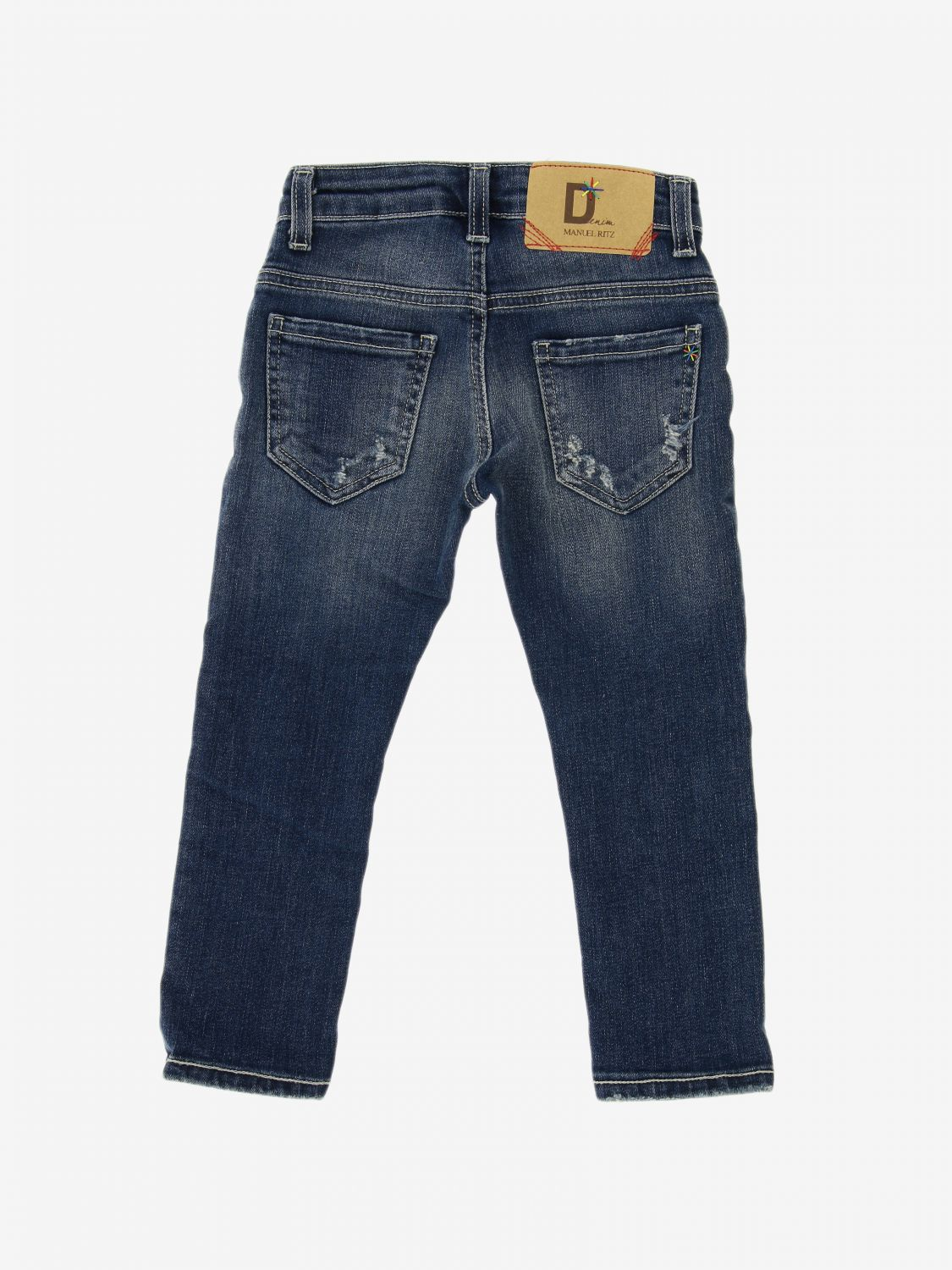 Jeans kinder Manuel Ritz denim 2
