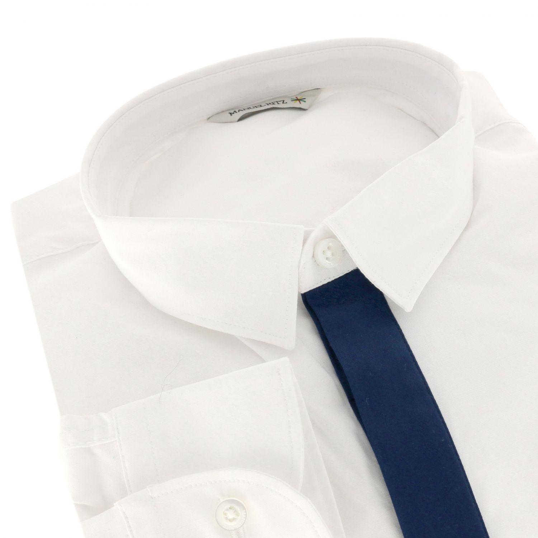 Рубашка Детское Manuel Ritz белый 2