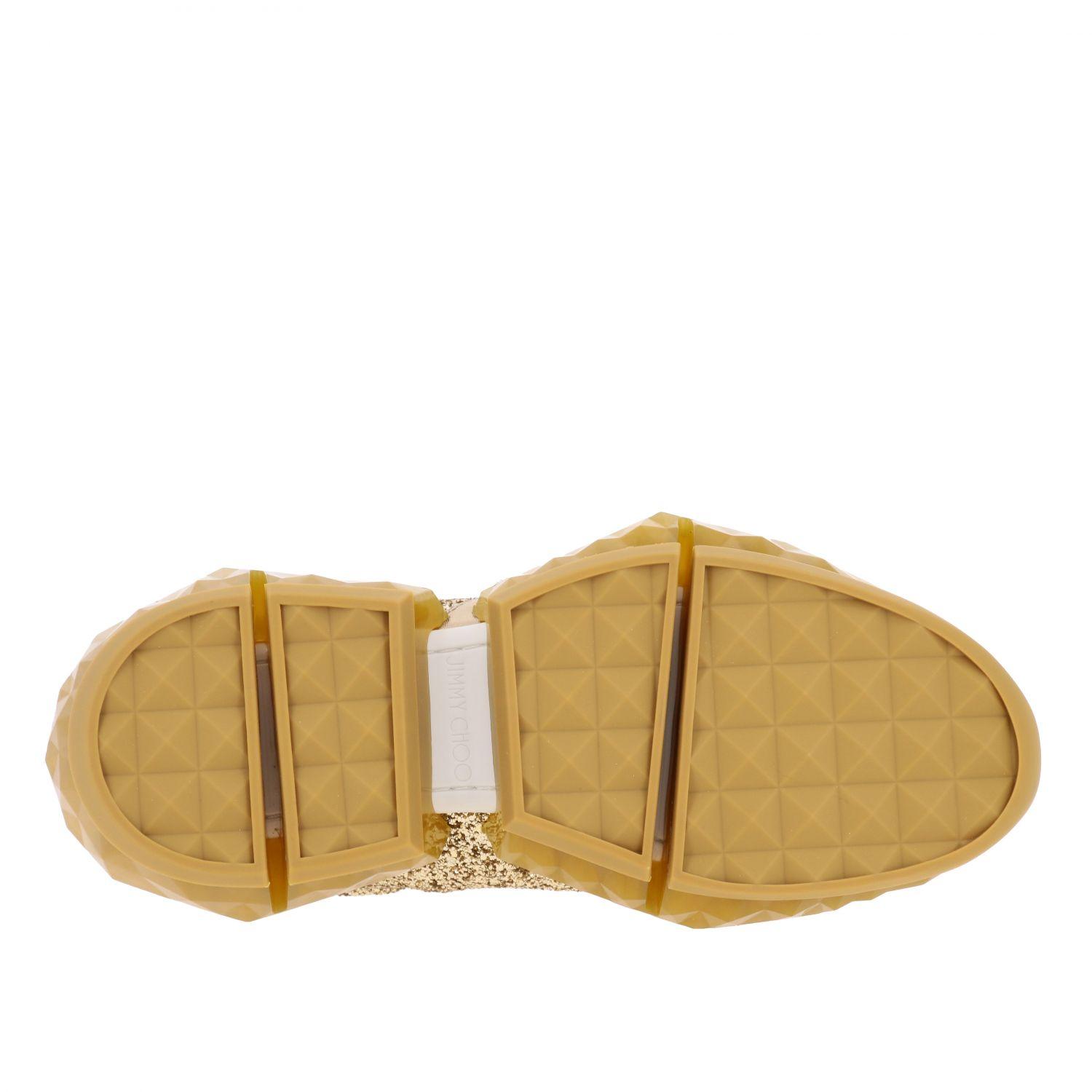 Спортивная обувь Jimmy Choo: Спортивная обувь Женское Jimmy Choo золотой 6