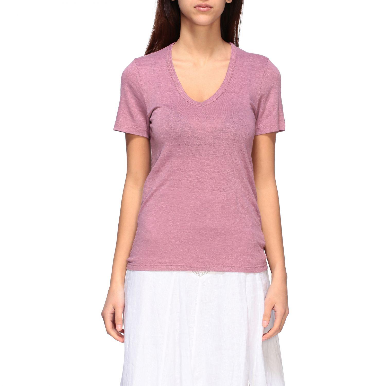 Isabel Marant Etoile T-Shirt pink 1
