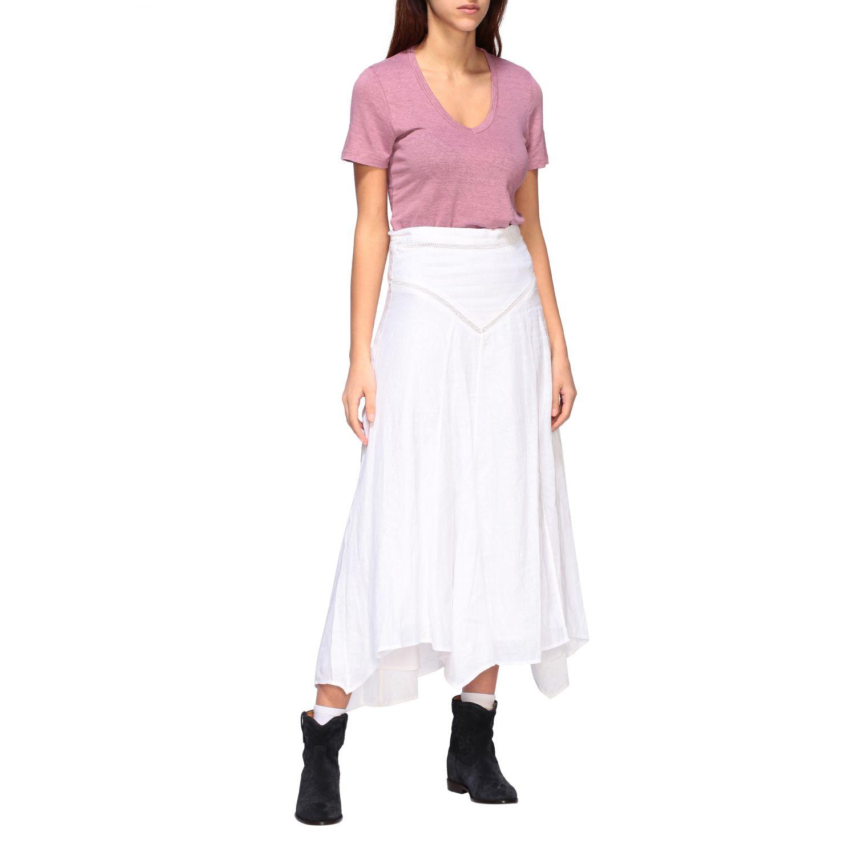 Isabel Marant Etoile T-Shirt pink 2