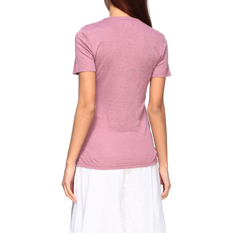 Isabel Marant Etoile T-Shirt pink 3