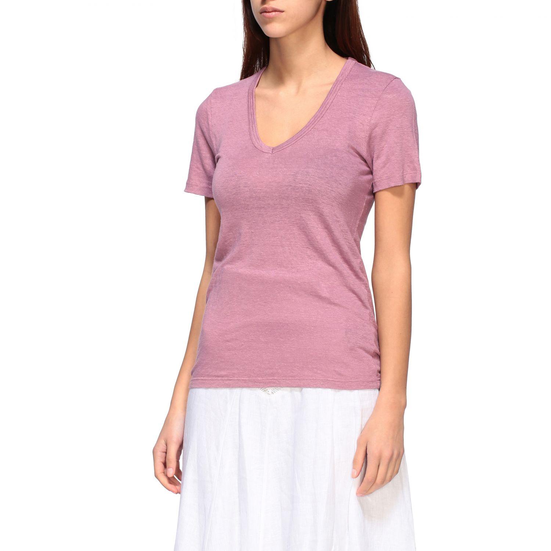 Isabel Marant Etoile T-Shirt pink 4