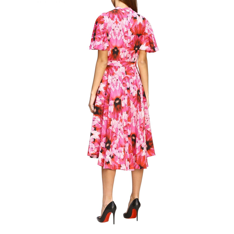 Dress Alexander Mcqueen: Dress women Alexander Mcqueen pink 2