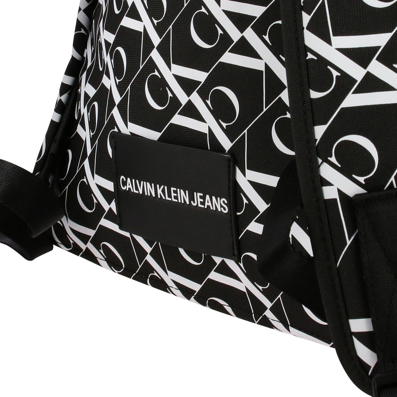 Duffel bag kids Calvin Klein black 4