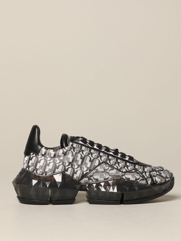 Sneakers Jimmy Choo DIAMOND/F RJC Giglio EN
