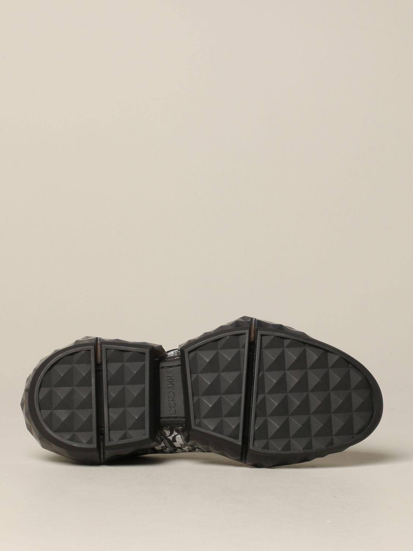 Спортивная обувь Jimmy Choo: Спортивная обувь Женское Jimmy Choo серебряный 6