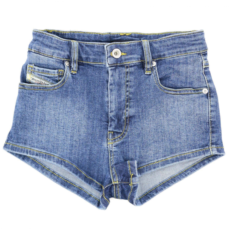 Shorts Diesel: Shorts kids Diesel blue 1