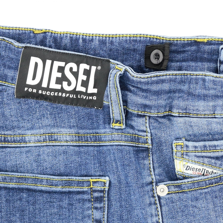 Shorts Diesel: Shorts kids Diesel blue 3