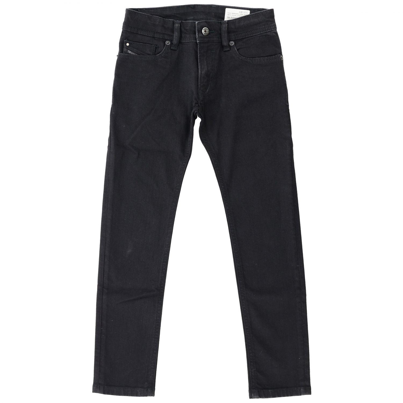 Diesel denim jeans black 1