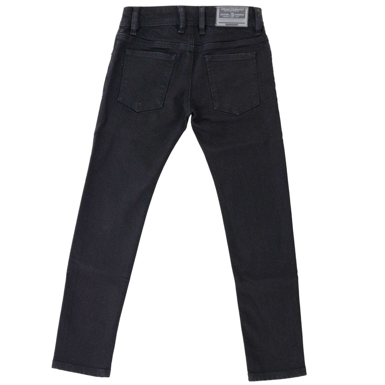 Diesel denim jeans black 2