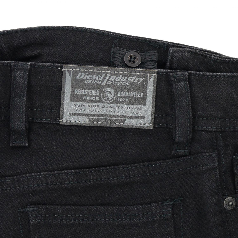 Diesel denim jeans black 3