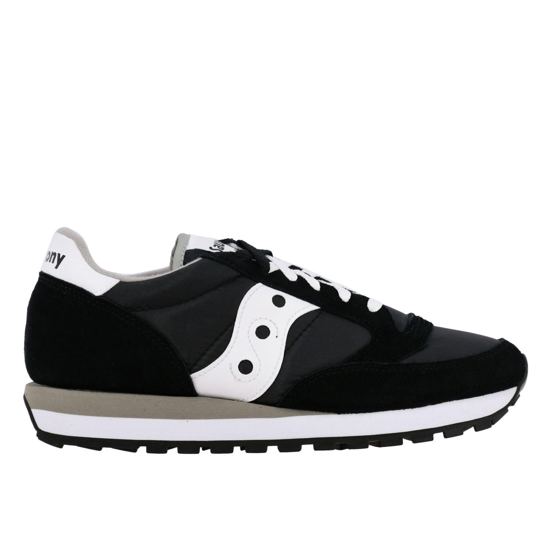 Sneakers herren Saucony schwarz 1