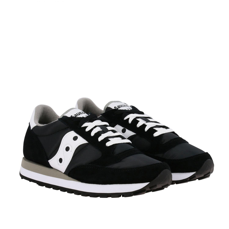 Sneakers herren Saucony schwarz 2