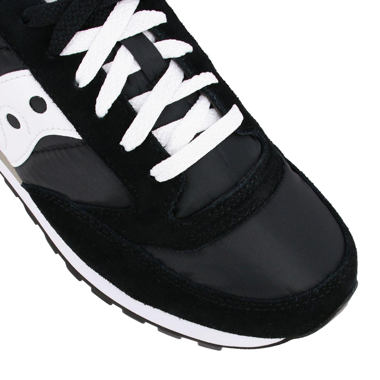 Sneakers herren Saucony schwarz 4