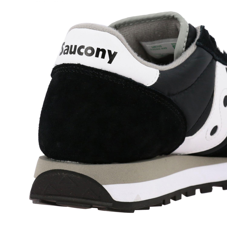 Sneakers herren Saucony schwarz 5