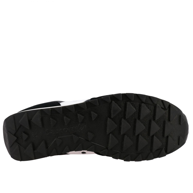 Sneakers herren Saucony schwarz 6