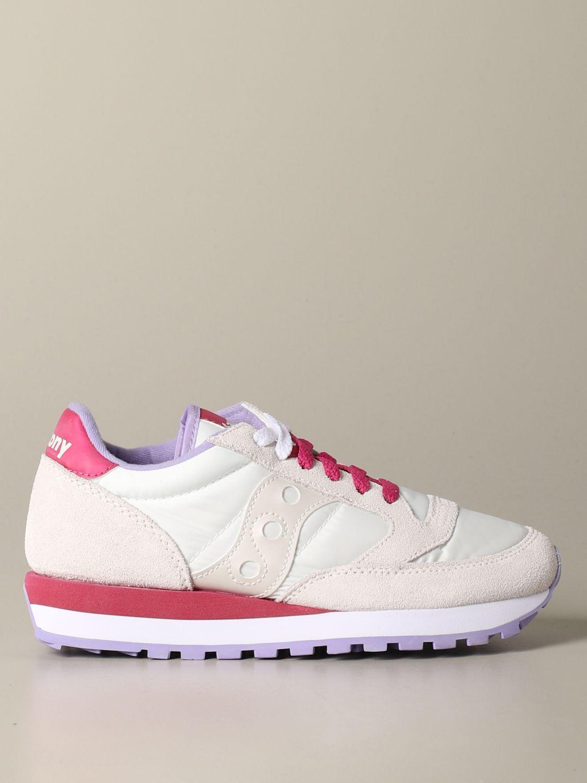 Sneakers Saucony: Sneakers damen Saucony weiß 1