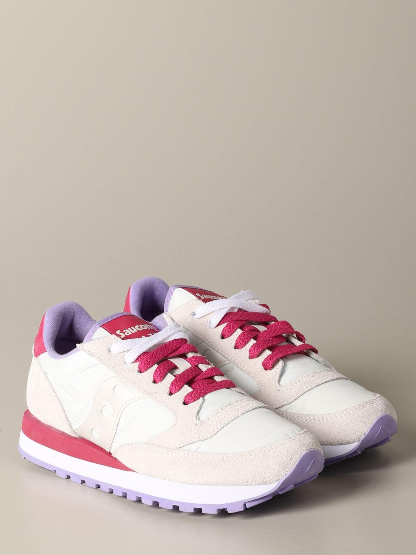Sneakers Saucony: Sneakers damen Saucony weiß 2