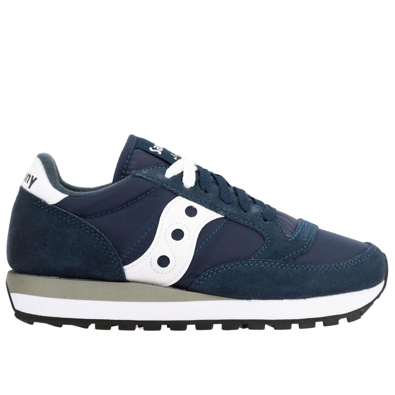 Sneakers Saucony: Sneakers women Saucony blue 1 1