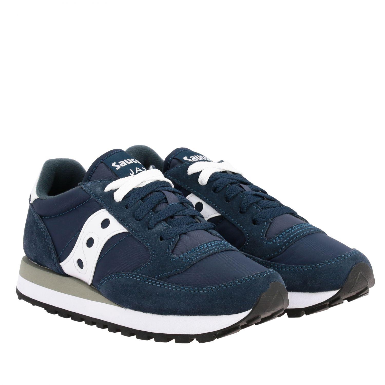 Sneakers Saucony: Sneakers women Saucony blue 1 2
