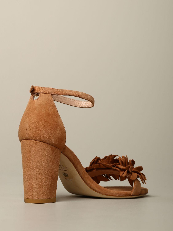 Sandales à talons Stuart Weitzman: Sandales à talons femme Stuart Weitzman cuir 5