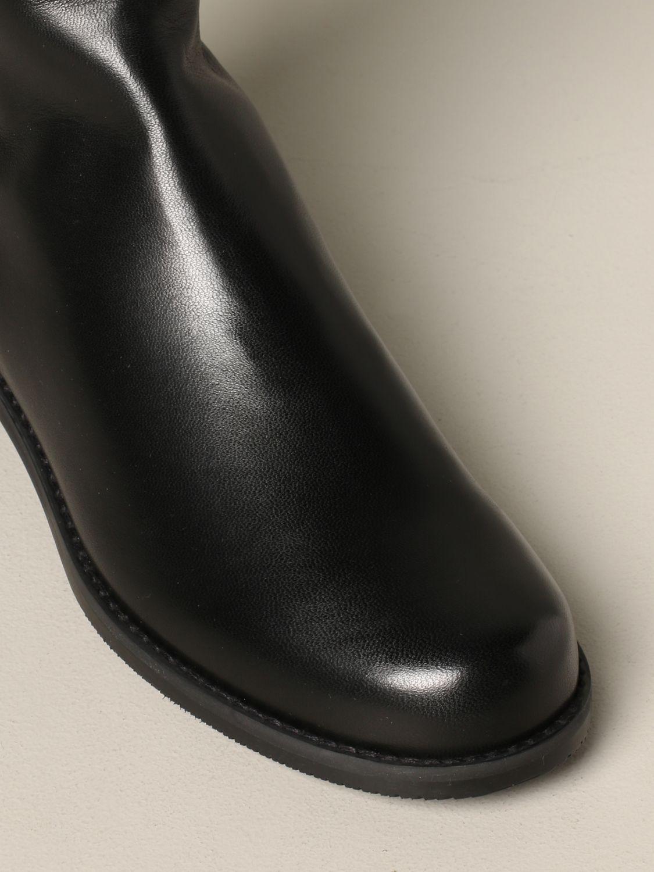 Boots women Stuart Weitzman black 3