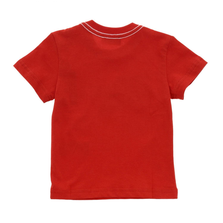 T-shirt Diesel: T-shirt kids Diesel red 2