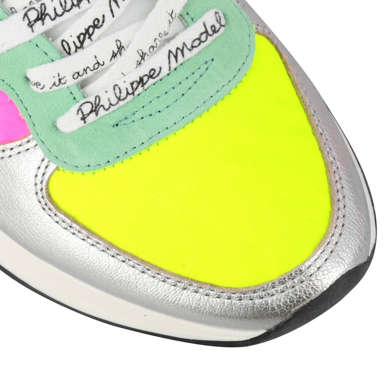 Sneakers women Philippe Model multicolor 4