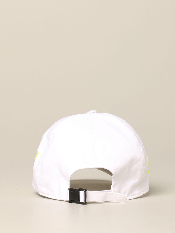 Msgm logo 帽子 白色 3