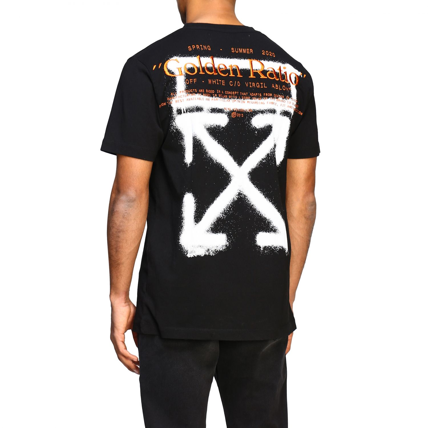 t shirt homme off white