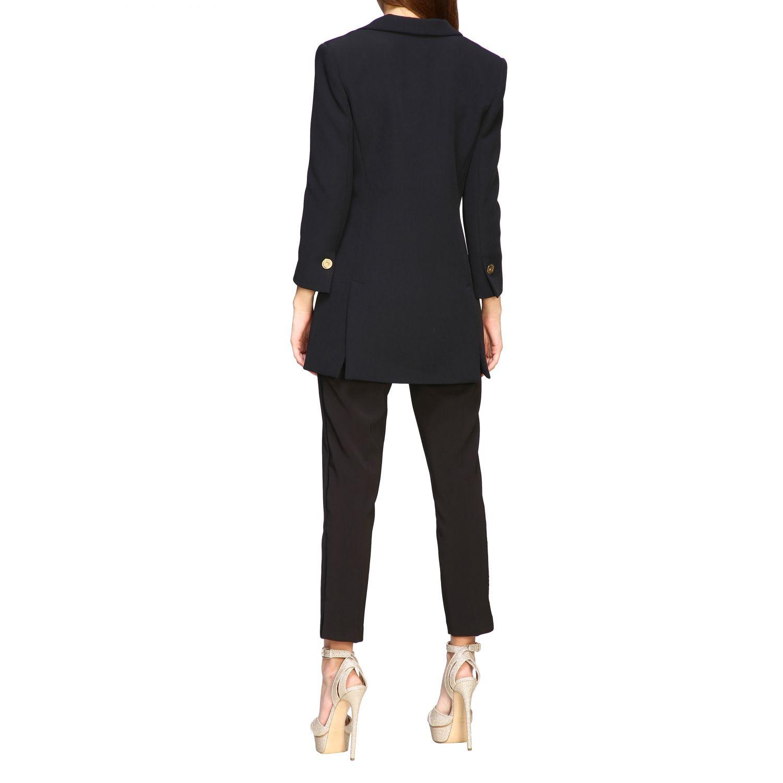 Jacket women Elisabetta Franchi black 3
