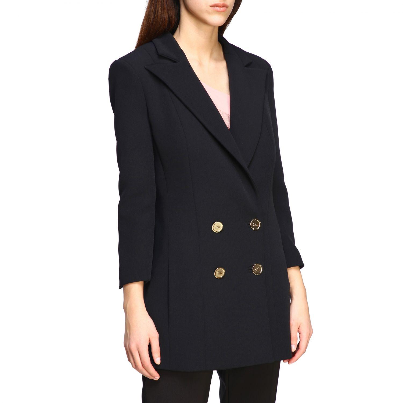 Jacket women Elisabetta Franchi black 5