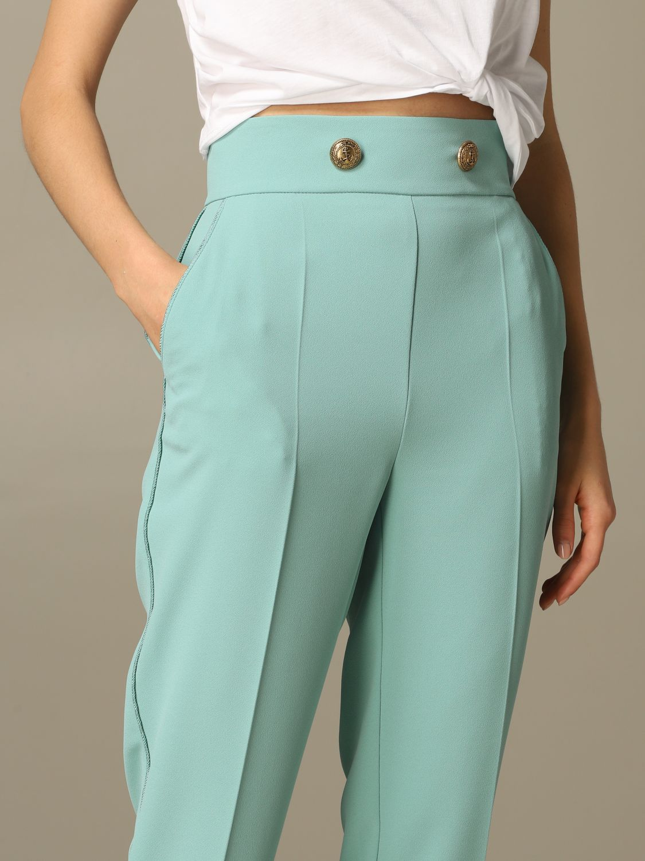 Trousers Elisabetta Franchi: Trousers women Elisabetta Franchi water 3