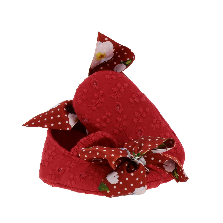 鞋履 儿童 Monnalisa Bebe' 红色 2