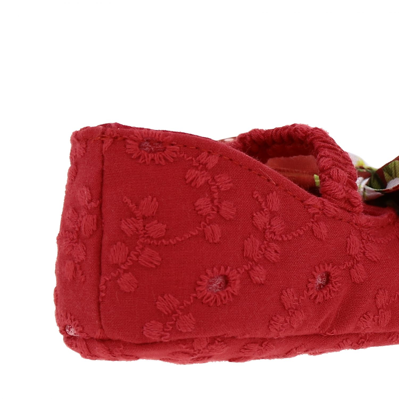 鞋履 儿童 Monnalisa Bebe' 红色 5